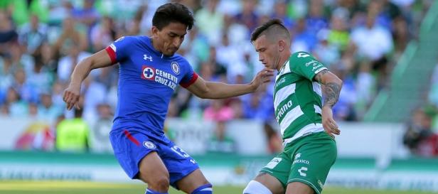 Santos-vs-Cruz-Azul-Jornada-18